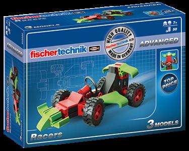 Fischertechnik ADVANCED Racers
