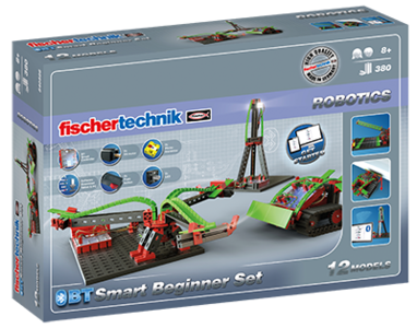 Fischertechnik ROBOTICS BT SMART Beginner 540586