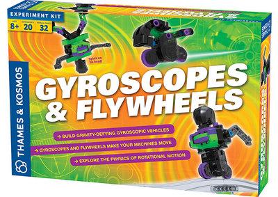 Gyroscoop en Vliegwielen 7395