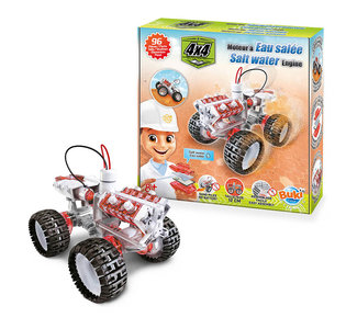 Zoutwater 4WD Monster Car - Buki