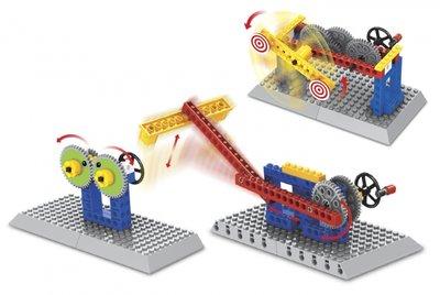 Ingenius Axiale Versnellingen