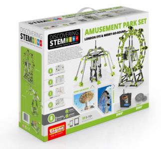 Engino STEM - Pretpark Set