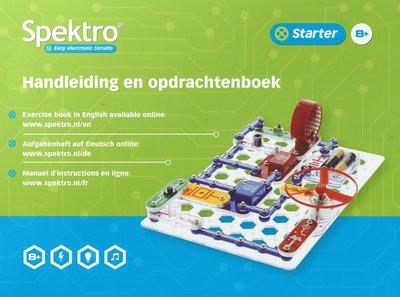 Spektro Starter Handleiding en Opdrachtenboek