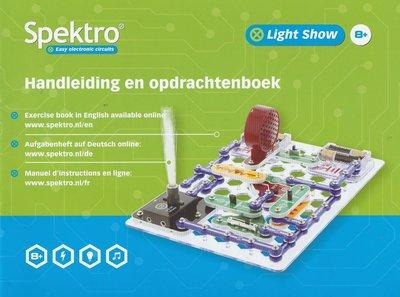 Spektro Light Show Handleiding en Opdrachtenboek
