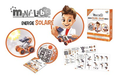Mini Lab Zonne-Energie - Buki
