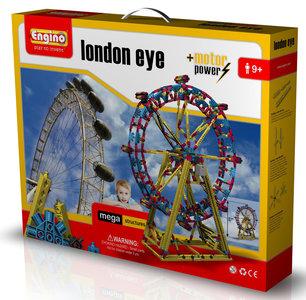 Engino Mega Bouwwerken London Eye (Tweedekans)