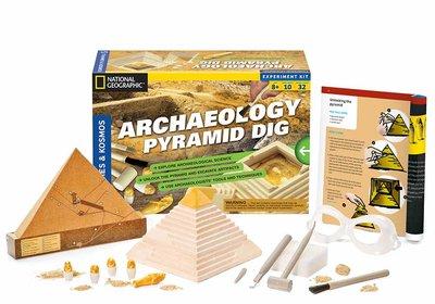 Archeologie Piramide 10 Experimenten