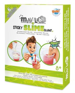 Mini Lab Kleverige Slime Slijm