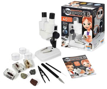 Microscoop 3D - Buki