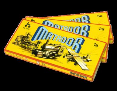Matador Explorer E300>E400 aanvulset Klassik3A