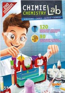 Buki Handleiding Scheikunde lab 200 experimenten