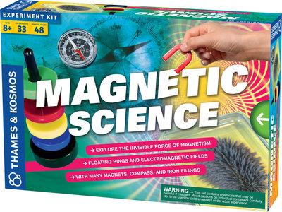 Magnetische Wetenschap met 33 experimenten