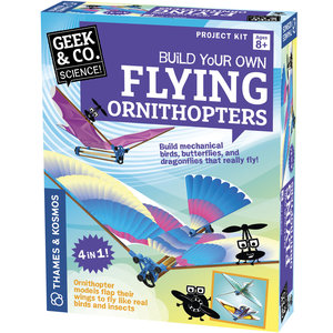 Vliegende Ornithopters 7405