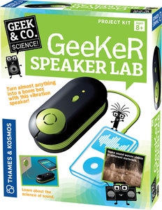 Geeker Luidspreker Lab