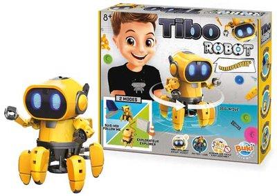 Robot Intelligente Tibo - Buki