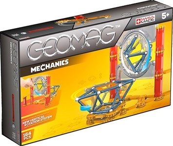 GEOMAG MECHANICS 164-delig