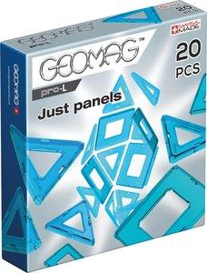 GEOMAG PRO-L 20-delig Panels aanvulset
