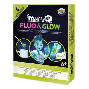 Mini Lab Fluo en Glow - Buki