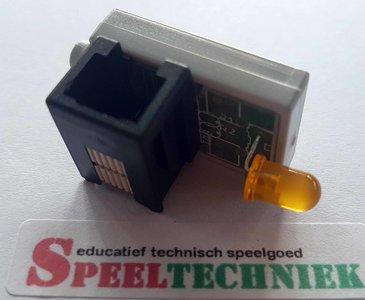 Engino LED Oranje robots