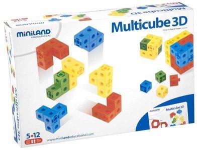 Miniland Multi Kubussen 3D