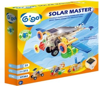 Gigo 7362 Zonne-Energie Super set